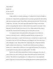 English 100-In Class Essay #3.docx