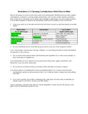 BIO2160 Nutrition chapter 4 assignement (2).docx