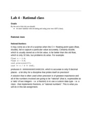 Lab4-Rational