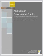 Share Analysis on Commercial Banks.pdf