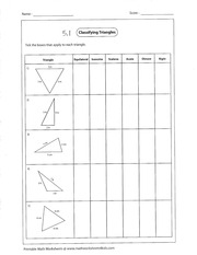 5.1 homework classifying triangles