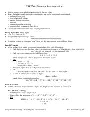 CSE220_Unit02_NumberSystems