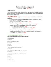 Business Letter Assignment (1).docx