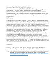 nokia analysis mission statement