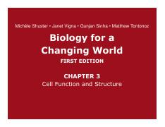 Biol 200 Chapter 3 2014 to post