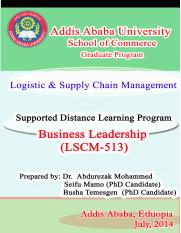 LOGISTICS AND SUPPLY CHAIN MANAGEMENT PROGRAM.pdf
