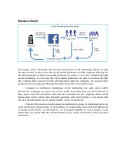 Case Study Social Marketing-Business Model.docx