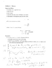 General Physics Notes 21-1-waves-solutions