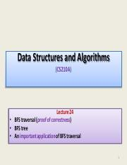 CS210-Lecture-24-BFS-II-with-appl