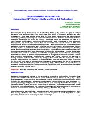 advancement in technology article.pdf