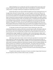 Conservation research paper