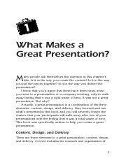 Mcgraw-Hill - Briefcase Books - Presentation Skills For Managers