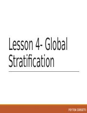 Lesson 4- Global Stratification.pptx