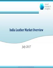 India Leather Market Overview.pdf