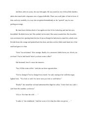 Story Starter (Creative Writing)