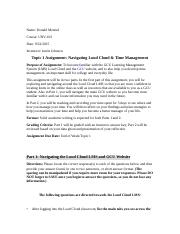 UNV-103-T1-Assignment_NavigatingLoudCloudTime Management_03-24-14