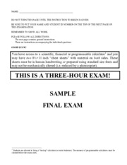 Fin 502 Fall 2015 Sample Final (2) with solutions(1)