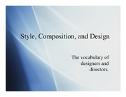 Ch 5 Style composition and design slides-2