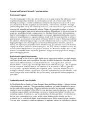 Proposal and Synthesis Research Paper Instructions-2.docx