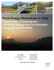 micro grid project 591f Rural Energy Alternatives in India.pdf