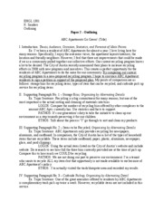 2 pages example outline for comparison contrast paper. Resume Example. Resume CV Cover Letter