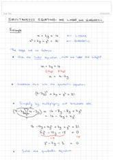 Simultaneous_Equations_-_One_linear,_one_quadratic-Notes.pdf