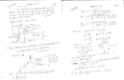 Lecture 14 Equivalent Forces Notes