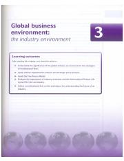 Global Strategic Management-Frynas and Mellahi-2nd edition-Chapter 3