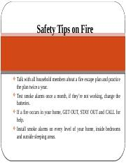 safety tips on fires.pptx