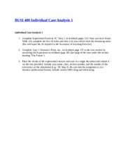BUSI 400 Individual Case Analysis 1.docx