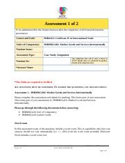 CIT05 BSBMKG416 Assessment 1 of 2.docx