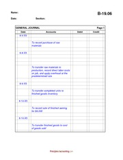 B-19.06 Worksheet