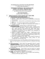 Reference-The-Law-on-Sales-Agency-and-Bailments-1.doc