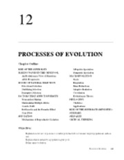 BIO120 - Instructors Manual - Concepts of Biological Sciences  - Chapter 12