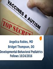 Vaccines_and_Autism-1 - Angelica Robles MD Bridget Thompson