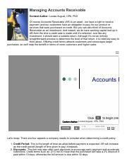 FIN 315 WI2017 VT61_CH6-7 LECTURE 5_ Managing Accounts Receivable.pdf