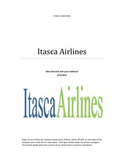 Itasca Airlines