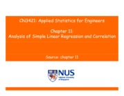 CN3421-Applied Statistics-Chapter11