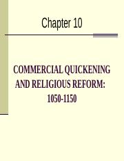 10 Commercial Quickening and Religious Reform.ppt