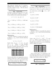 Homework 7- Euler's Method; Separable Equations; Review-solutions