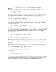 380 L6- Property of Demand Functions