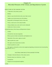 Chapter 23 Microbial Diseases of.html