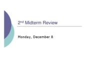 2nd Midterm Review_v2