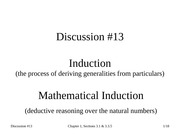 13-Induction