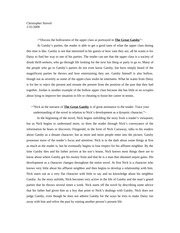 roman fever theme essay In wharton's roman fever, the author's mention of mrs ansley's twist of crimson silk is calculated, as the knitting serves to emphasize and symbolize the relationship between mrs slade and mrs ansley as well as to foreshadow the characters' dramatic revelations later in the story (wharton 1 of 12.