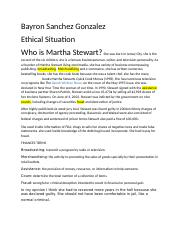 Ethical Situations BAYRON SANCHEZ.docx