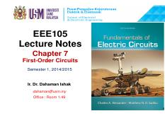 Chapter 7 - First Order Circuits.pdf