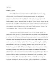 band 6 citizen kane essay