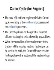 RAC F Carnot Cycle and Rev.pptx