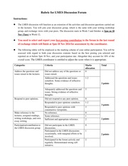 huma1000 l3 essay questions Huma1000 (l3) cultures and values: self, family, and society dr yun zhang questions: • what is culture • what is value • what is the significance of.